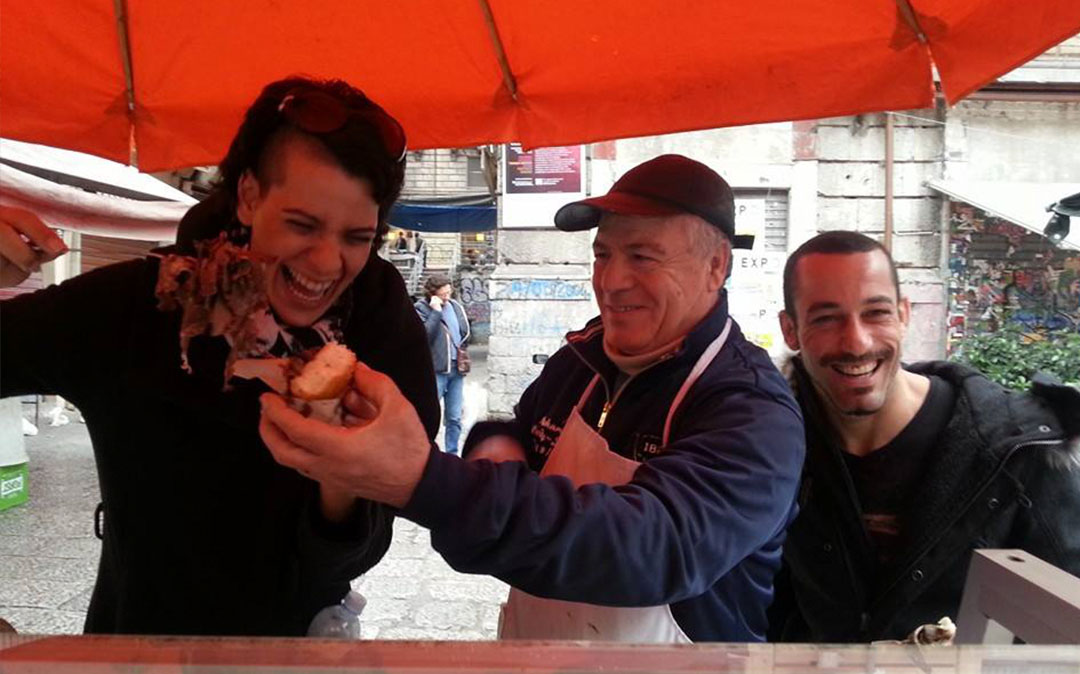Palermo Walking Food Tour - Italian Days - Food Tours In Bologna, Venice, Florence, etc.